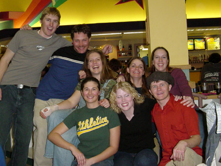Disco Bowling at Sun Mountain