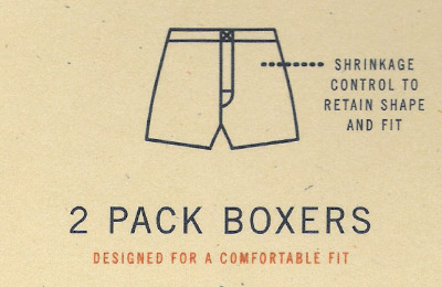 Boxers: Now With Shrinkage Control!
