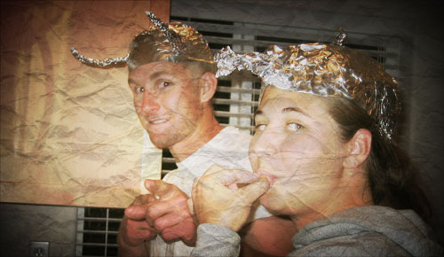Shane and Erin: The Tinfoil Hat Brigade